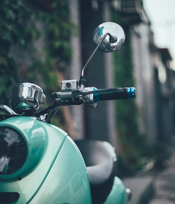 Urban Motorcycle
