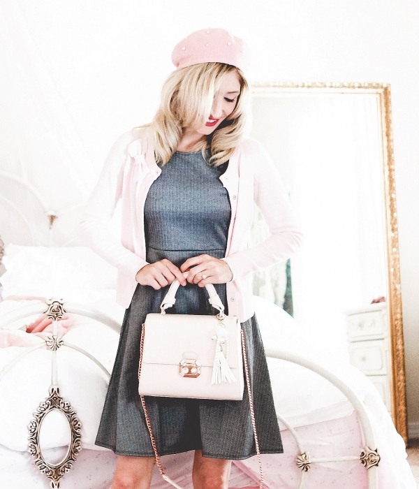 Fall Fashion Must Haves With A Parisian Flare & Banana Republic