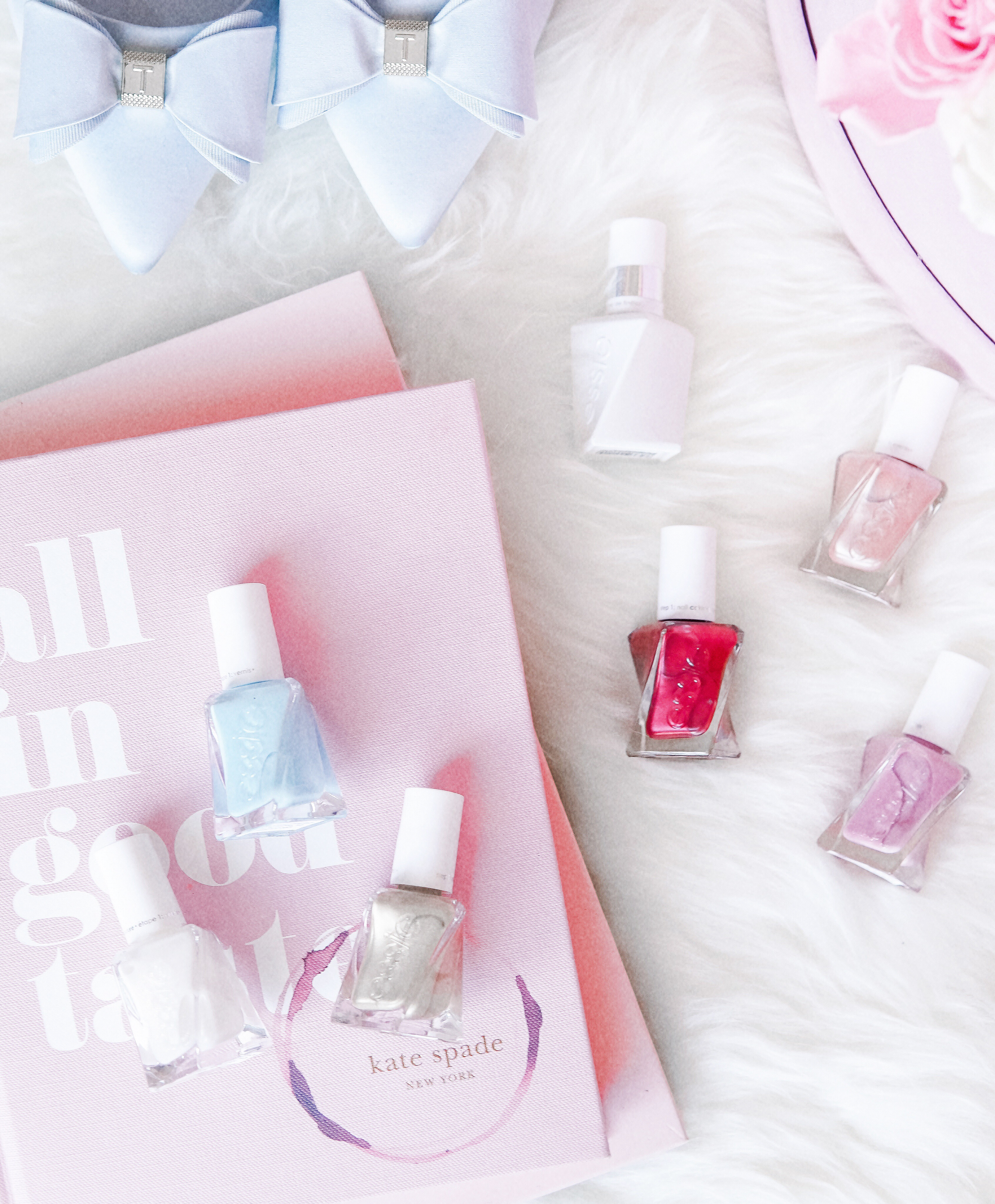 Oh My Gel – The Latest From Essie's Gel Couture Collection This Spring
