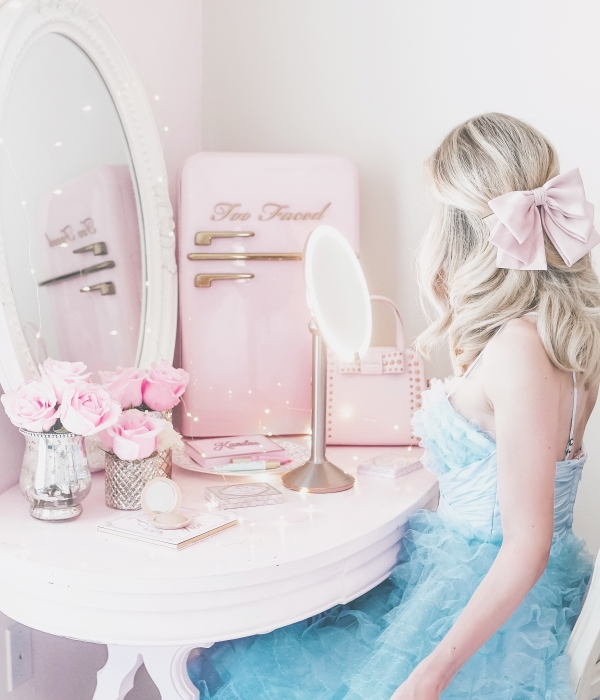 Tips For Getting Ready & Embracing The Feminine Style As A Mom