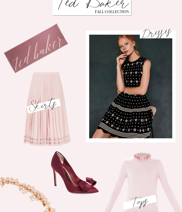 Falling For Ted Baker's Fall Collection