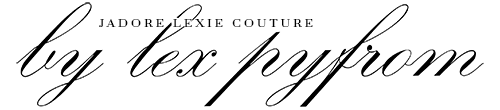 J'adore Lexie Couture